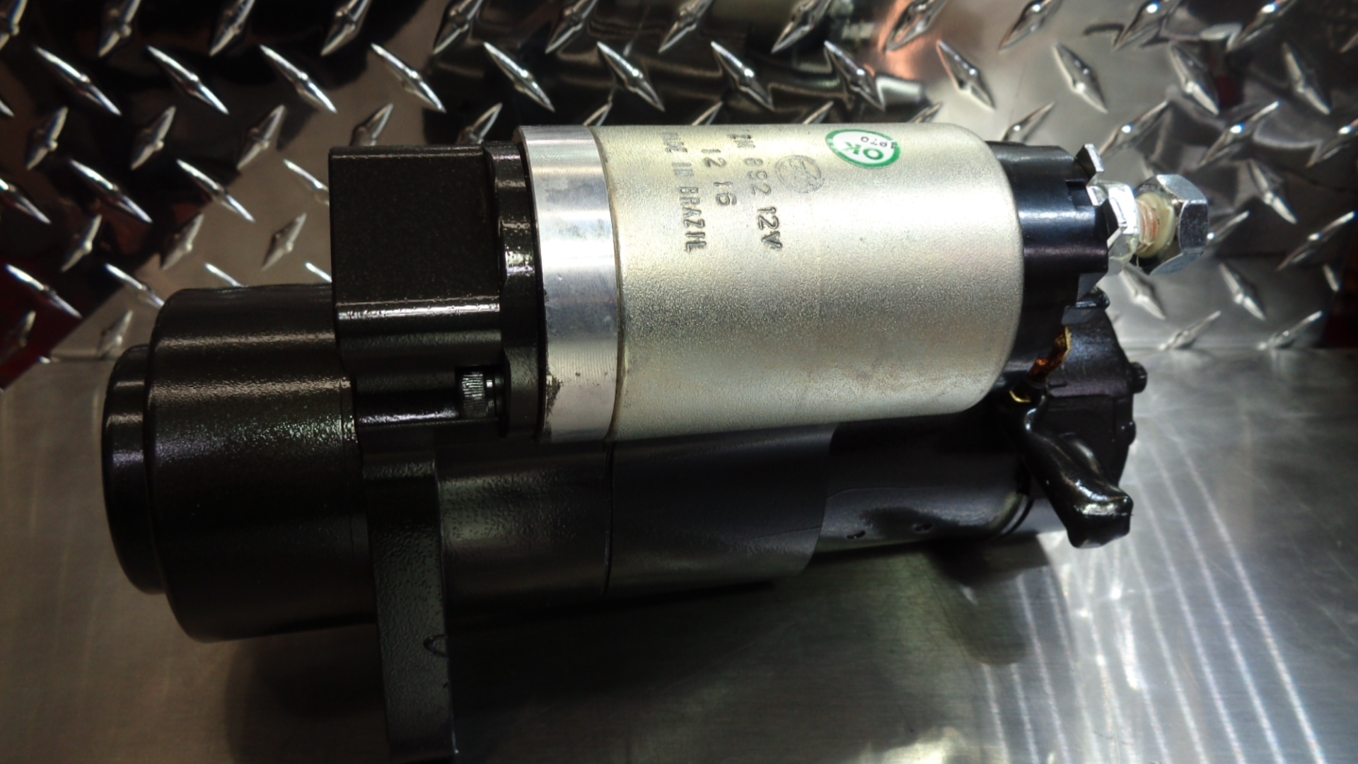 HD reverse motor to post 003
